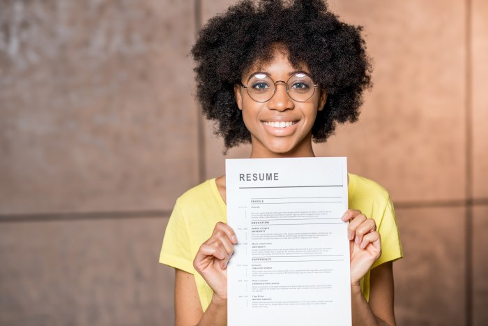 4 Resume Writing Tips for Job Seekers