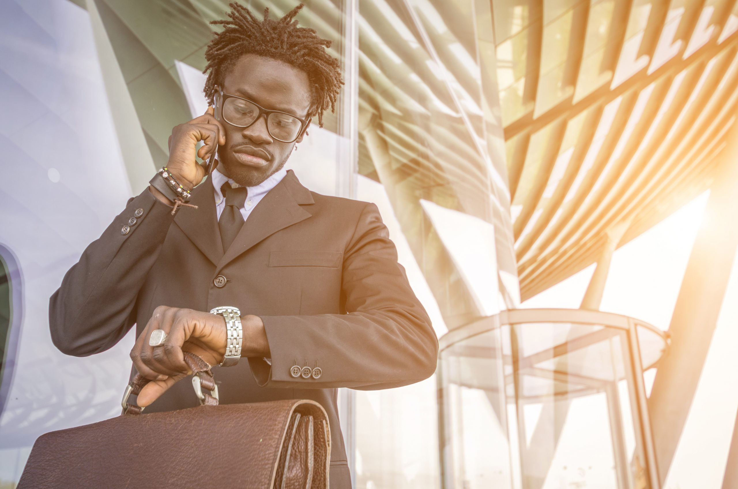 Locs and the Job Search