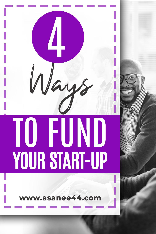 Funding a Start-Up