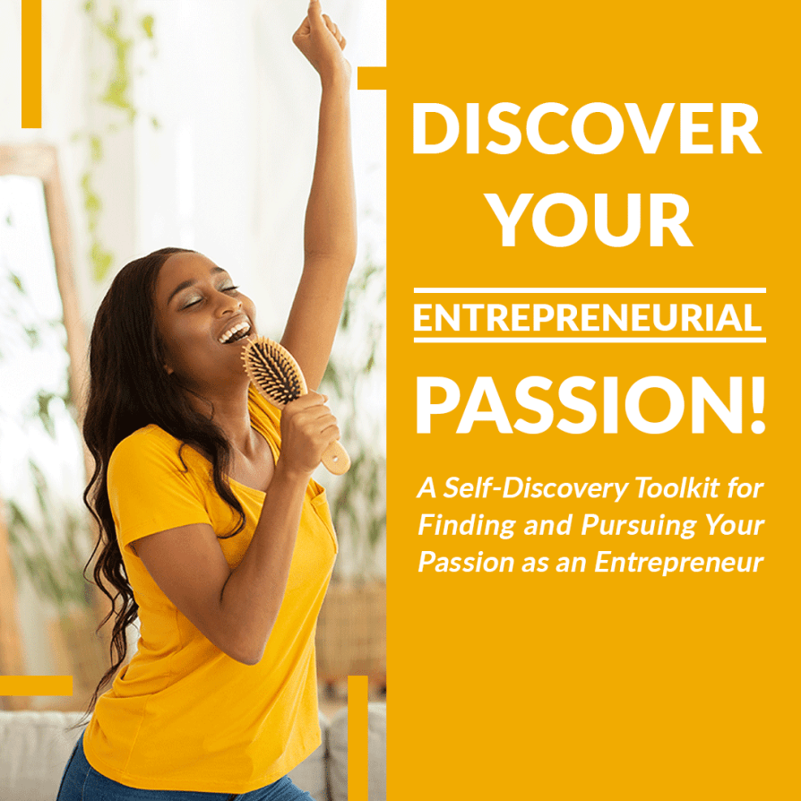 Discover Your Entrepreneurial Passion