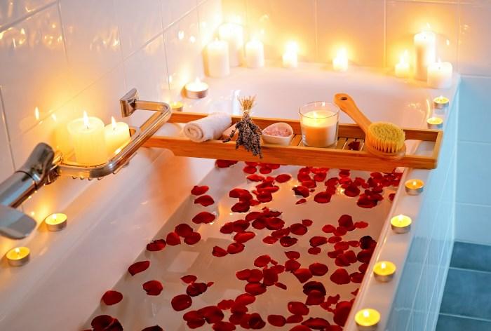 How to Take a Spiritual Bath